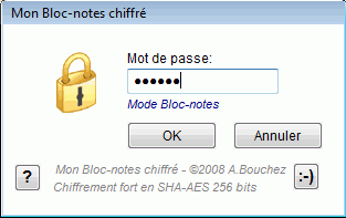 SECURE NOTEPAD : CODIFICARE E DECODIFICARE FILES